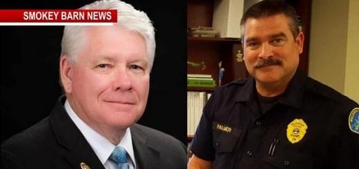 RC Sheriff Candidate Douglas Picks Chief Deputy