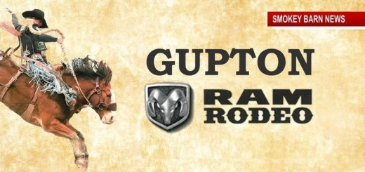 Gupton Ram Tough Rodeo Comes To Springfield July 27, 28