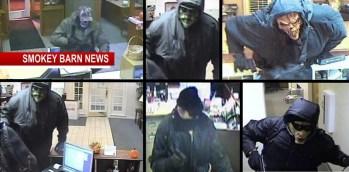 "FBI Ups Reward For White House ""Too Tall Bandit"" Serial Bank Robber"
