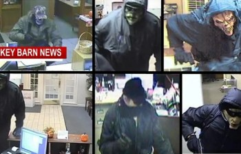 "FBI Ups Reward For White House ""Too Tall Bandit"" Serial Bank Robber"