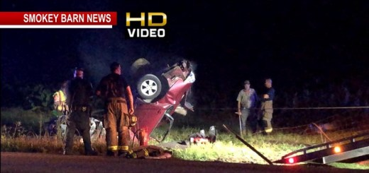 Clinton Duffer Of Cedar Hill Dies Following Fiery Rollover Crash In Adams