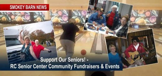 Support Our Seniors! - RC Senior Center Community Fundraisers & Events