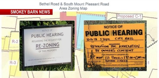 Millersville 26 Acre High Density Housing Project: A Letter To The Editor