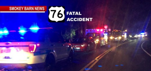 Fatal Accident On Hwy 76 Takes One Life Early Saturday Morning