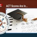 2018 ACT Scores, Robertson County Improves