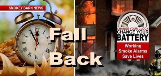 Fall Back! Get A Free Hour Of Sleep, Turn Back Clocks & Test Smoke Alarms This Weekend