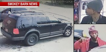 Springfield PD Seek Armed Robbery Suspects