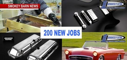 200 New Jobs Coming To Portland Via New Advanced Plating Facility