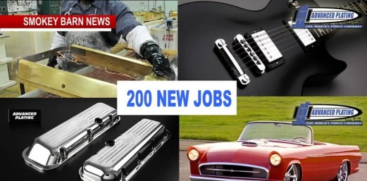 200 New Jobs Coming To Portland Via New Advanced Plating Facility
