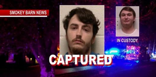 Attempted Homicide Suspect Kyler Anderson Captured