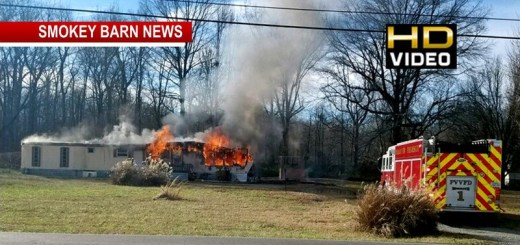 Fire Causes Heavy Damage To CoopertownArea Home Sunday