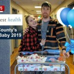 Meet The First Baby Born In Robertson County In 2019