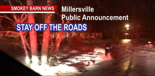 Water Rescues In Millersville Triggers Public Announcement