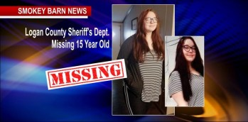 Logan County Sheriff's Office Seeks Missing Teen