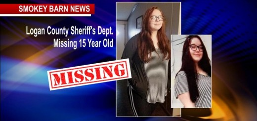 Logan County Sheriff's Office Seeks Missing Teen