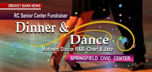 Dinner & Dancing Fundraiser Set For RC Senior Center