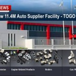 RC To Get New 11.4M Auto Supplier Facility - TOGO North America