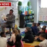 Community Leaders Encourage Local Students To Read