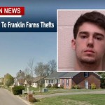 Suspect Confesses To Franklin Farms Thefts In Greenbrier