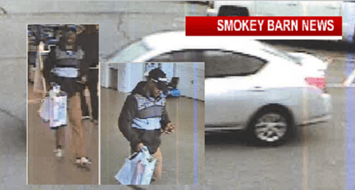 Springfield Police Seek Suspect Wanted For Credit Card Fraud