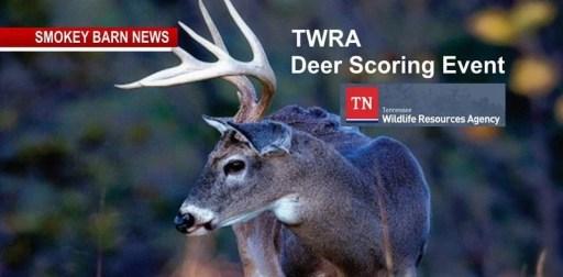 TWRA Deer Scoring Event March 9th at Cedar Hill Baptist Church