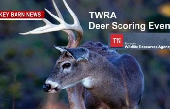 TWRA Deer Scoring Event March 12th at Cedar Hill Baptist Church