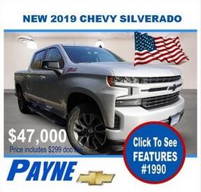 Payne 2019 Silverado 1990a 288