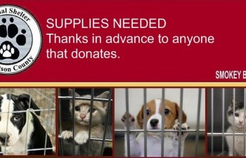 Robertson County Animal Control Needs Your Help