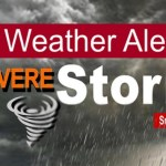 Two Waves Of Severe Storms Overnight Thru Sunday Morning