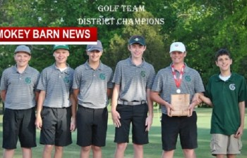 Greenbrier Middle School Golf Team Heading To Regionals
