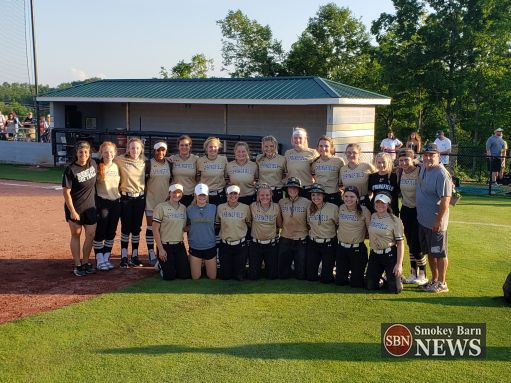 Send Off Tuesday For SHS Lady Jackets Softball Headed To State for 1st time