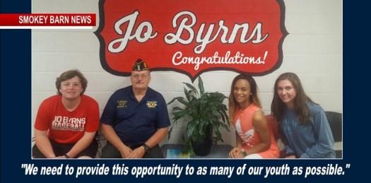 American Legion Congratulates Future Leaders (Boys State/Girls State)