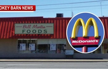 McDonald's Considers Bill Martin Spot In Greenbrier