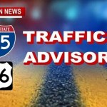 I-65 S. Semi Rollover Crash At Hwy 76 Causing Delays