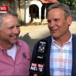 Following Trump Meeting, Gov. Bill Lee Talks Progress At Smiley Hollow