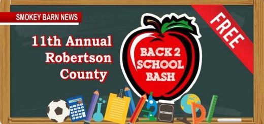 RC Back To School Bash, Sales Tax Weekend, Calendar & Supply Lists