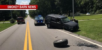 Driver Flees After Rollover Crash Near Orlinda