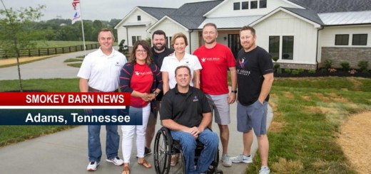 Adams, TN: Wounded U.S Army Officer Honored With Custom Smart Home