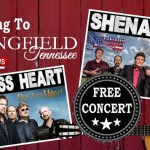 Shenandoah & Restless Heart To Perform At Springfield's Bicentennial