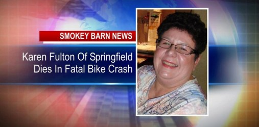 Karen Fulton Of Springfield Dies In Fatal Bike Crash