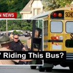 Law Enforcement Use Buses To Spot Texting Drivers