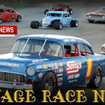Vintage Cars To Race At The Rim (Aug 10)