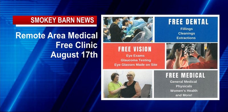 Free Remote Medical/Dental Clinic Coming To Springfield Aug