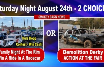 Two Fun-Filled Action-Packed Events Set For This Saturday Night