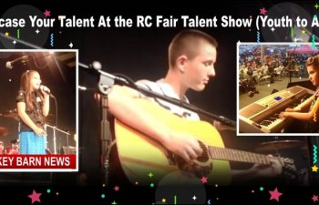 Age 5- 19? Got Talent? Sign Up For The RC Fair's Youth Talent ShowHERE