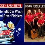 Thurs. Benefit Car Wash!, Sun. Concert/Ice Cream Social In Orlinda