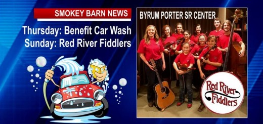 Thurs. Benefit Car Wash!, Sun. Concert/Ice Cream Social In Orlinda
