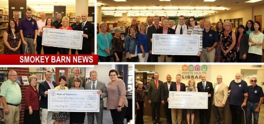 Four Local Libraries Receive Technology Grants