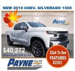 Payne 2019 Siverado 2092 288