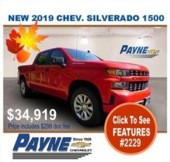 Payne 2019 Siverado 2229 288